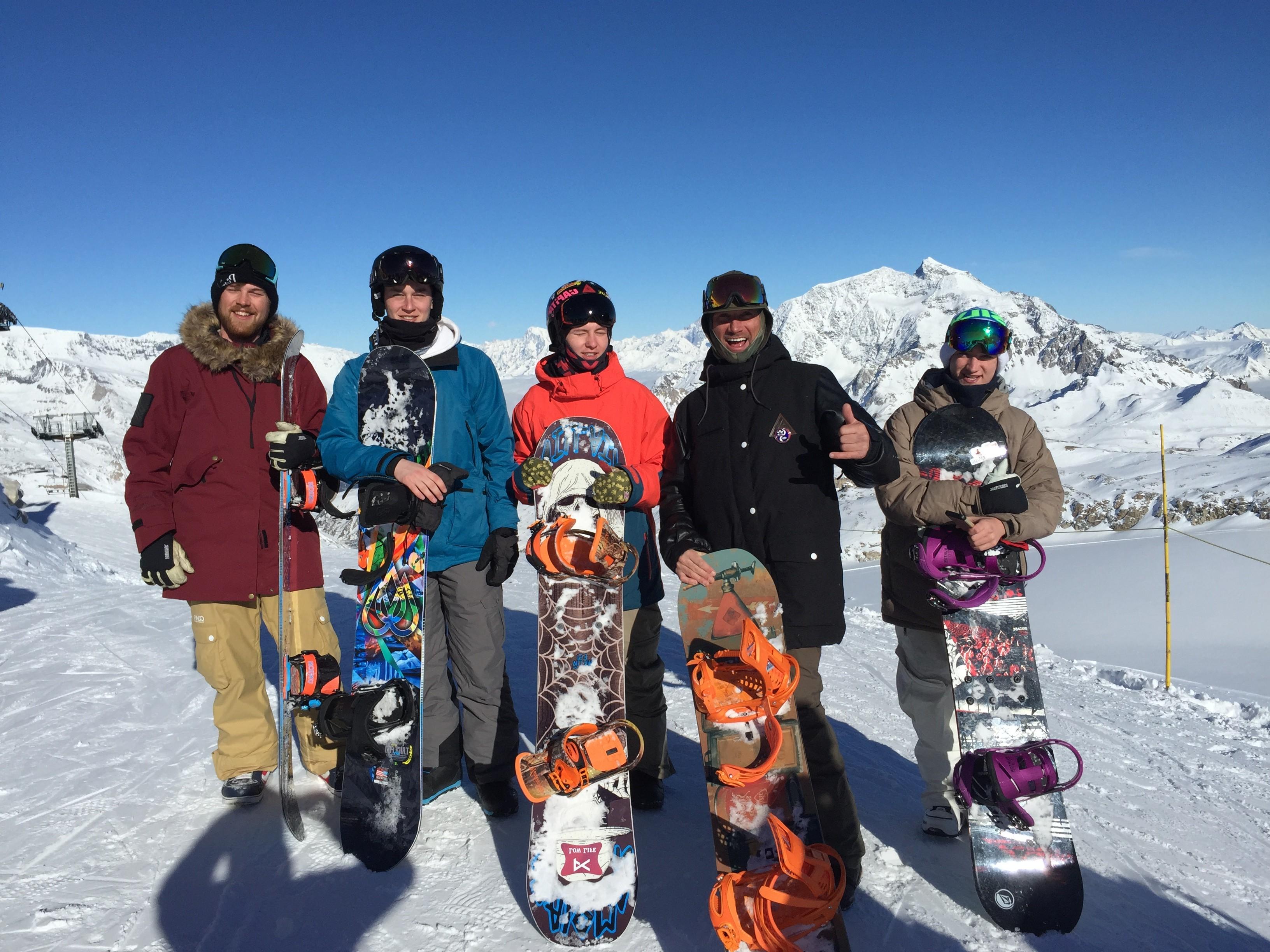 snowboard, instructor, gapyear, valdisere