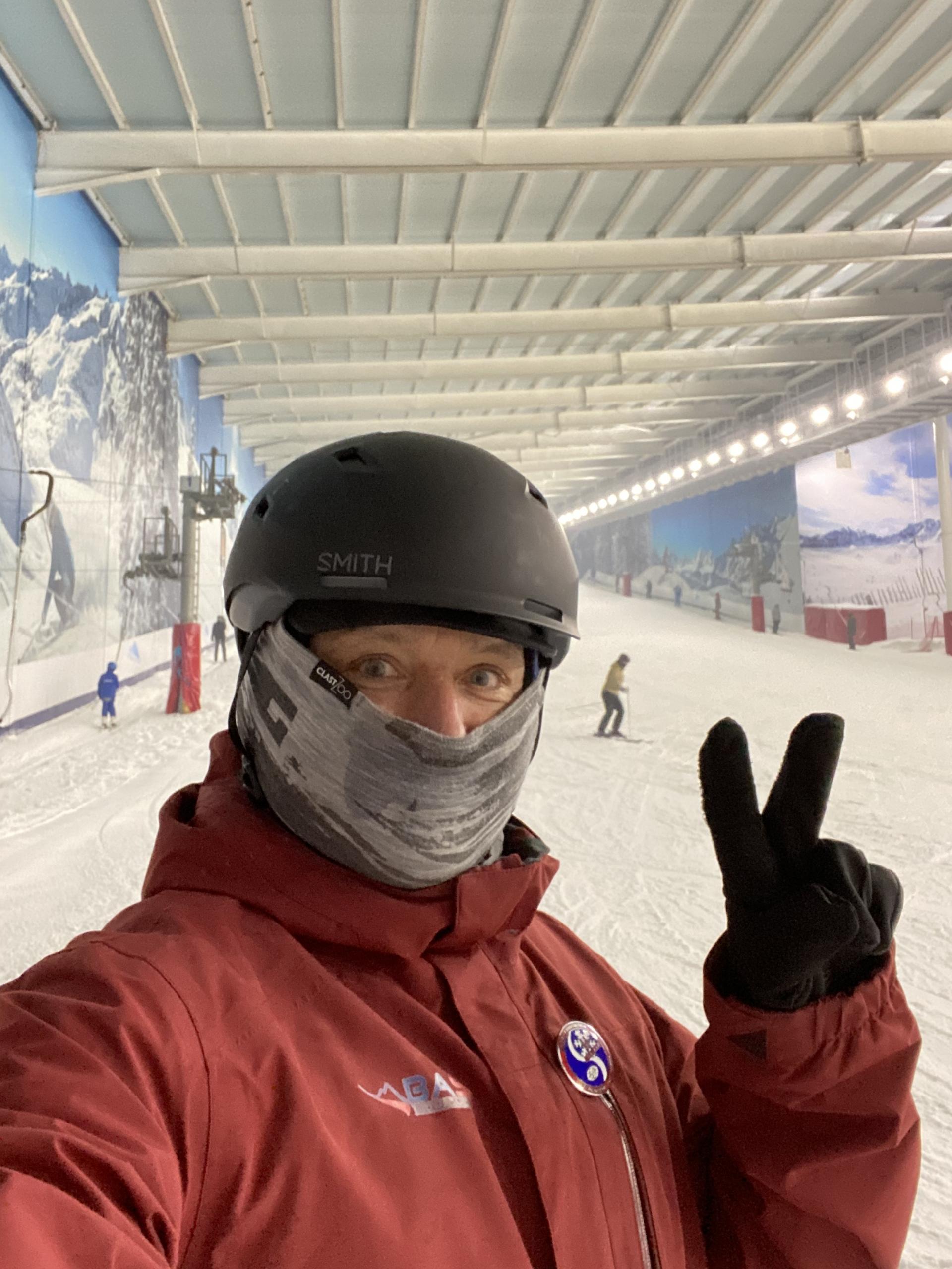 UK snowboard coaching